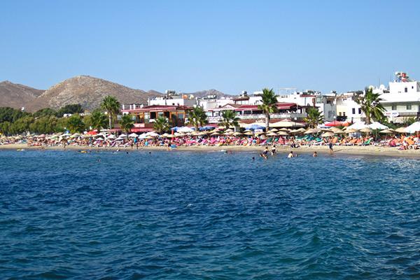 bodrum gumbet plajı